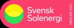 Svensk solenergi medlem 2021